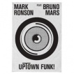 Uptown Funk (feat. Bruno Mars) by Mark Ronson